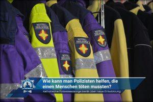 Katholische Polizeiseelsorge berät über neue Entwicklung: Wie kann man Polizisten helfen, die einen Menschen töten mussten?
