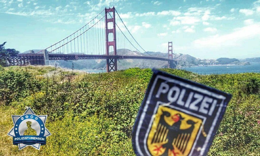 """""""Grüße aus San Francisco, Streife erfolgreich ohne Feststellungen  Dirk"""""""