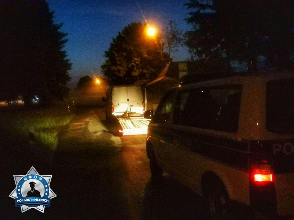 """""""Liebe Grüße von der Nachtschicht an der Grenze zu Tschechien, Rene"""""""