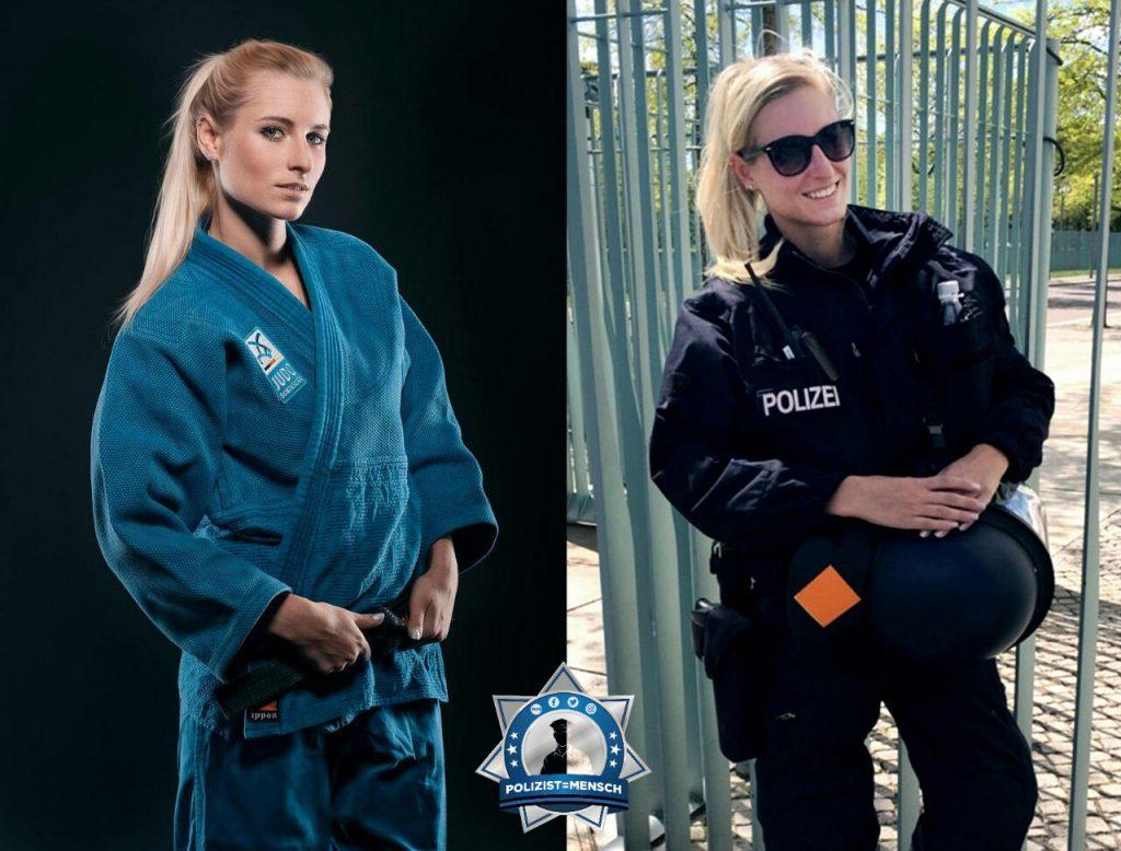 Alina, Polizistin mit Herz und Kampfgeist aus der Hauptstadt
