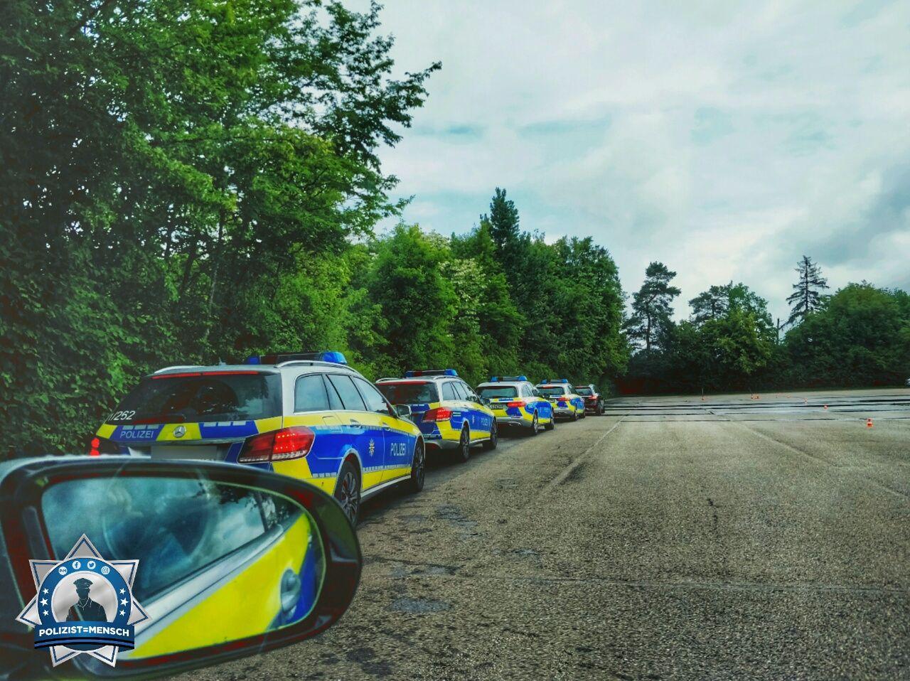 Liebes Polizistmensch Team Wir Waren Beim Fahrtsicherheitstraining