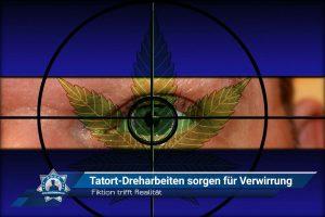 Fiktion trifft Realität: Tatort-Dreharbeiten sorgen für Verwirrung