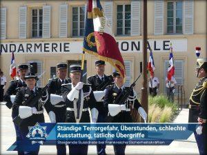 Steigende Suizidrate bei Frankreichs Sicherheitskräften: Ständige Terrorgefahr, Überstunden, schlechte Ausstattung, tätliche Übergriffe