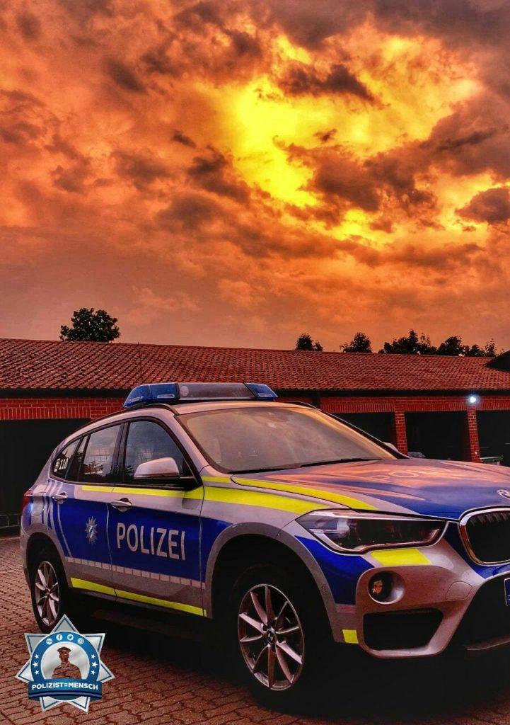 """""""Guten Morgen! Euch allen einen ruhigen Dienst, passt auf euch auf! ✌ Liebe Grüße von der Polizei Alzenau, Louisa"""""""