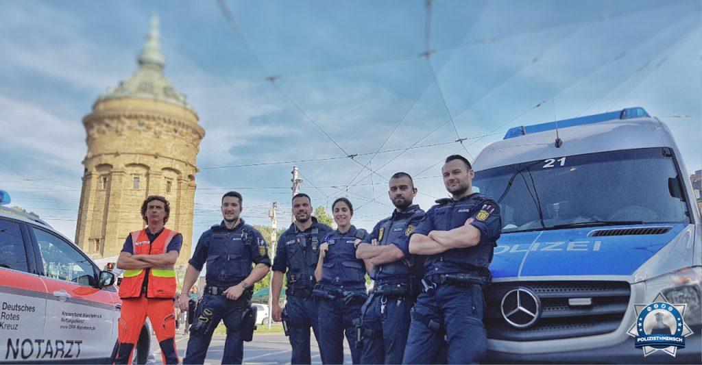 Unser Titelbild im August kommt aus Mannheim: