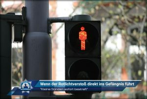"""""""Kleine Sünden sofort bestraft"""": Wenn der Rotlichtverstoß direkt ins Gefängnis führt"""