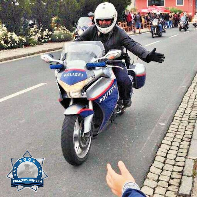 """""""LG von der Harley Parade in Kärnten. Kai"""""""