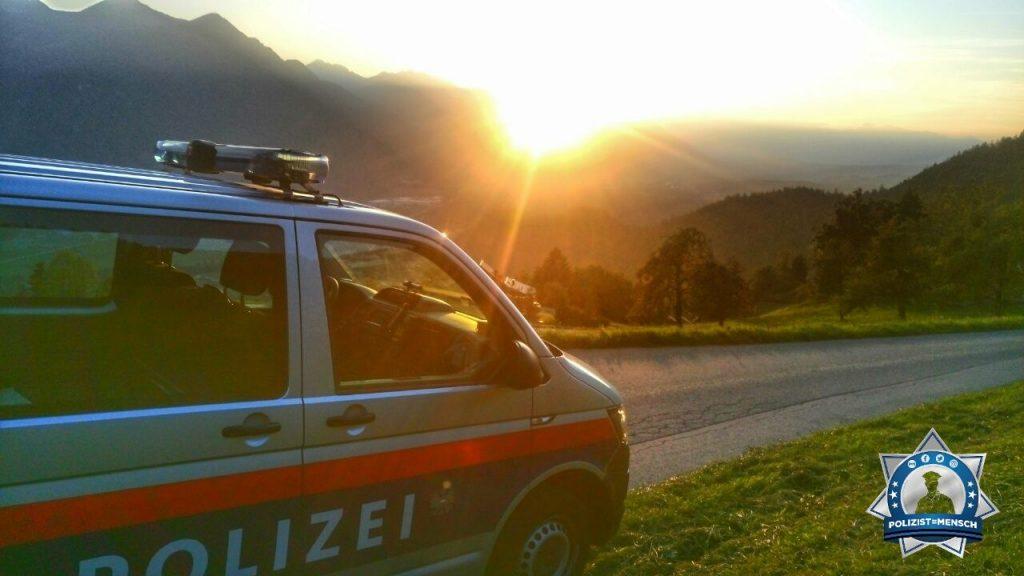 """""""Schöne Grüße aus dem Nachtdienst in Bludenz (Österreich, Vorarlberg), Thomas"""""""