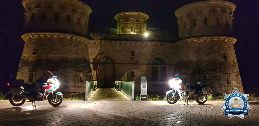 """""""Schöne Grüße vom Nachtdienst der Verkehrspolizei Luxemburg (SRPR Capital), Joe"""""""