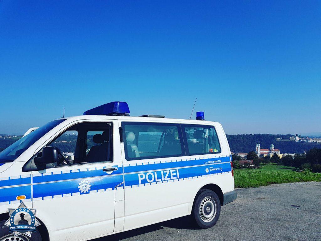 """""""Grüße von den Nordlichtern der Bundespolizei auf Abordnung vom Passauer Kuhberg, Bosse"""""""