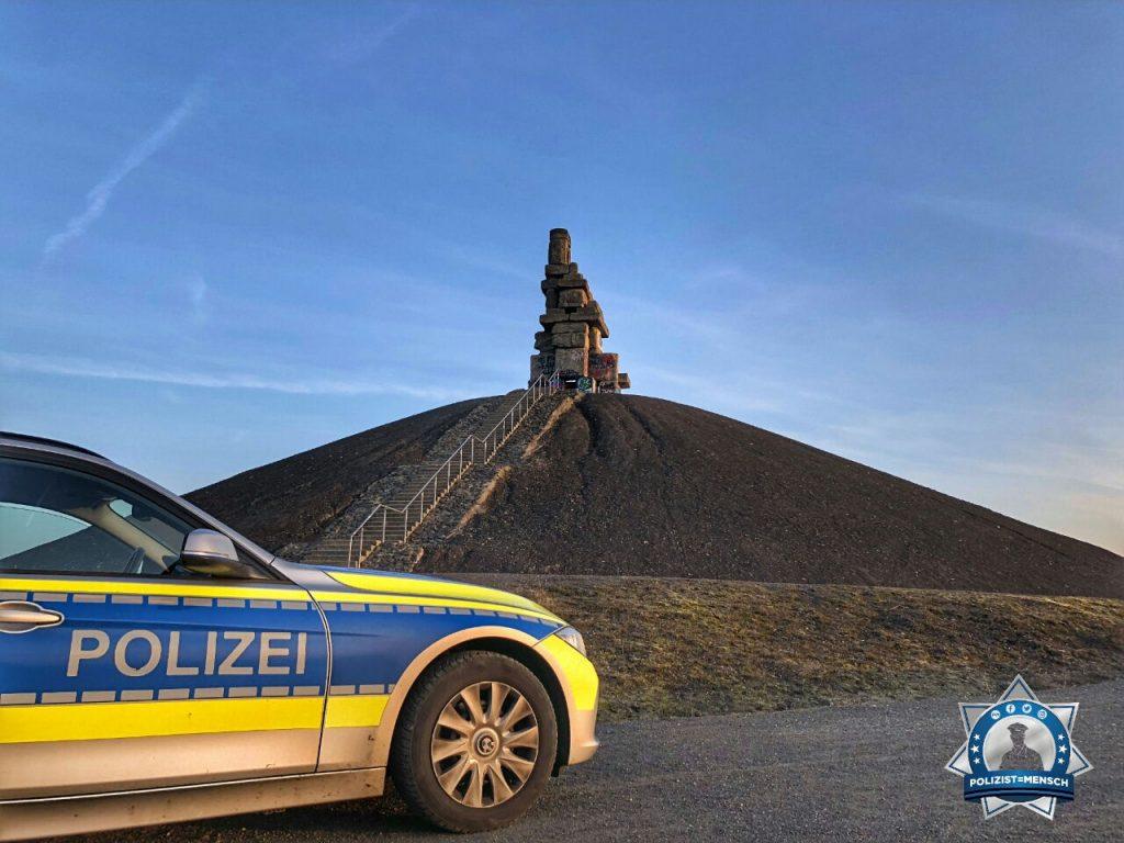 Bildgruß von der Himmelstreppe in Gelsenkirchen