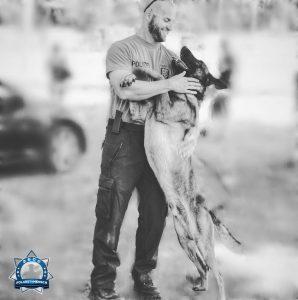 Polizeihund Rígr berichtet uns aus seinem Dienst