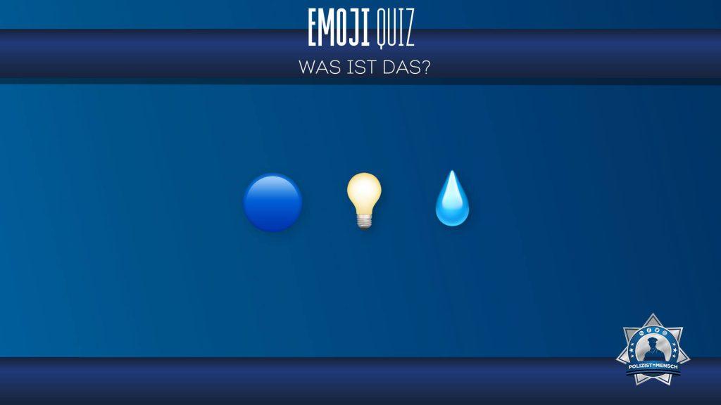 Zugegeben, unser Emojiquiz ist heute nicht ganz einfach, aber vielleicht kommt ja jemand drauf