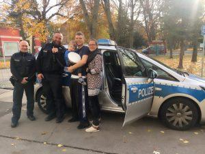 Der Polizeibericht im Original: Ein Polizeieinsatz der besonderen Art