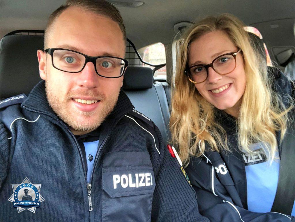 """""""Liebe Grüße vom Einsatz in Ostritz und allen einen ruhigen Wochenenddienst, kommt gesund Heim. Lisa und Marco"""""""