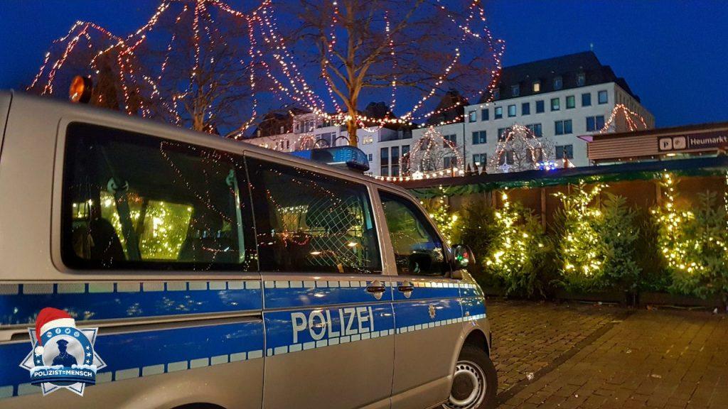 """""""Grüße vom Weihnachtsmarkt Köln, Patric"""""""
