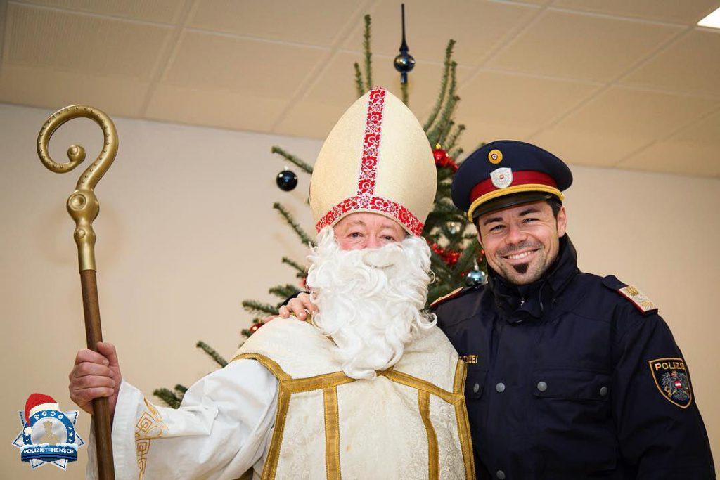 Nur die braven bekommen persönlichen Besuch vom Nikolaus