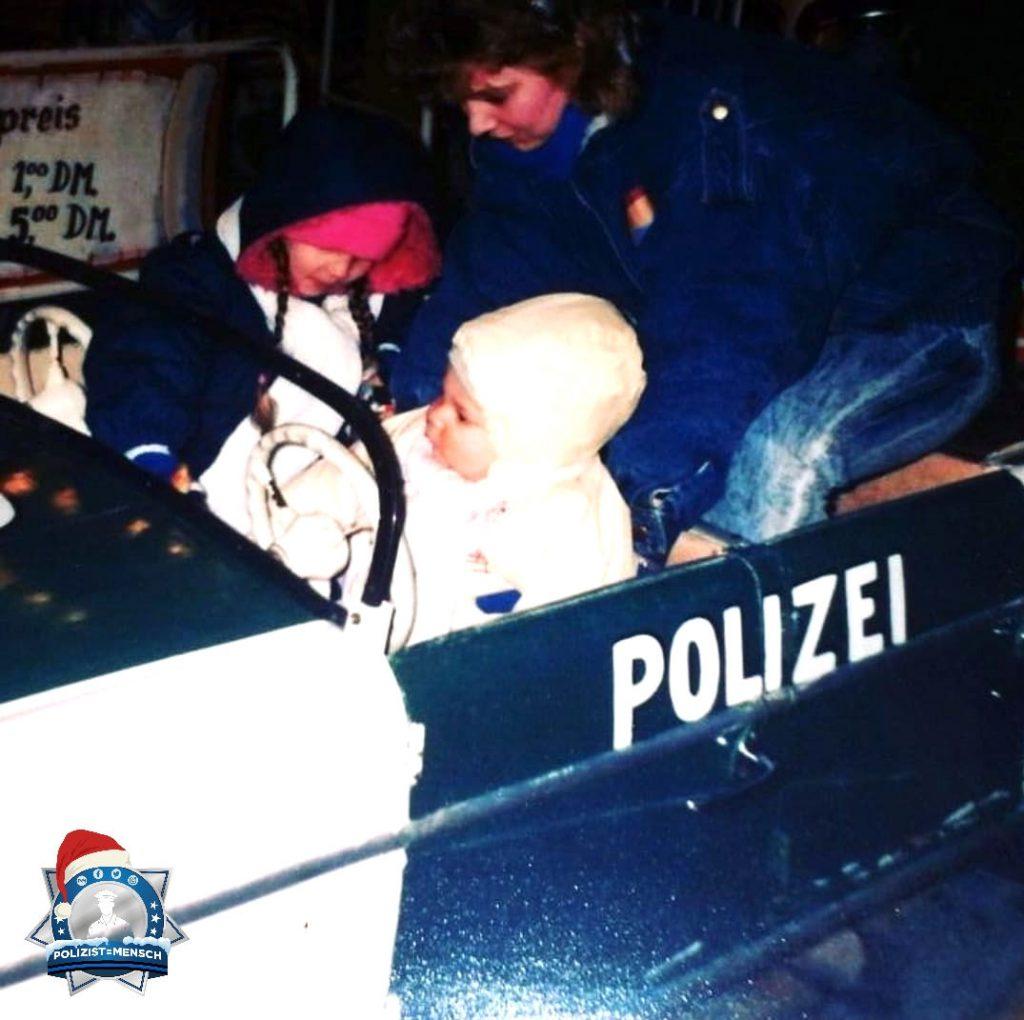 Vom Polizeifan zum Polizisten