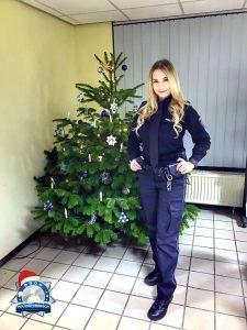 Mein erstes Weihnachten im Dienst
