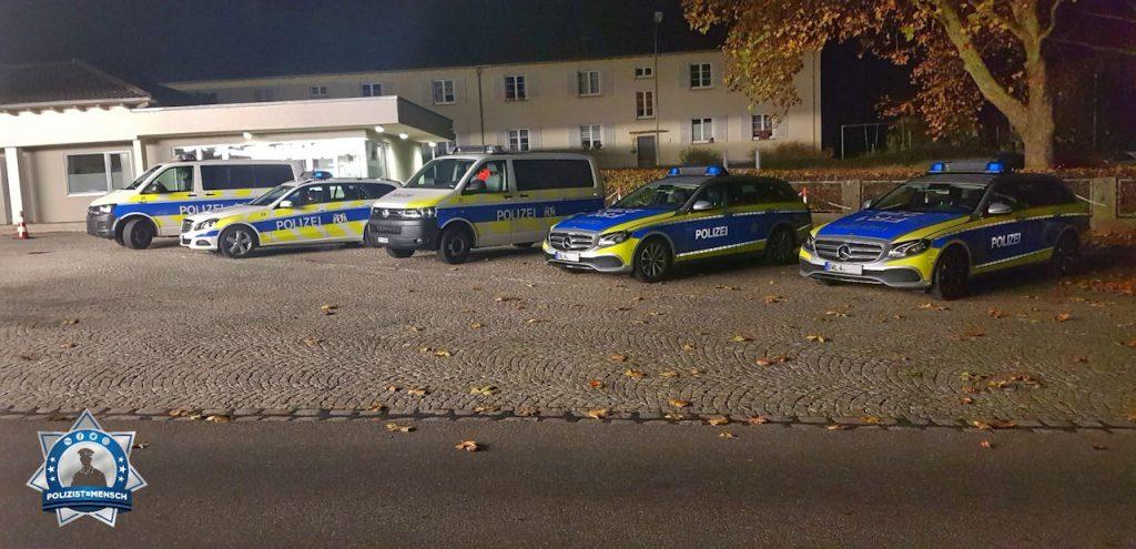 Gemeinsame Kontrolle der Polizei Schweiz und Deutschland