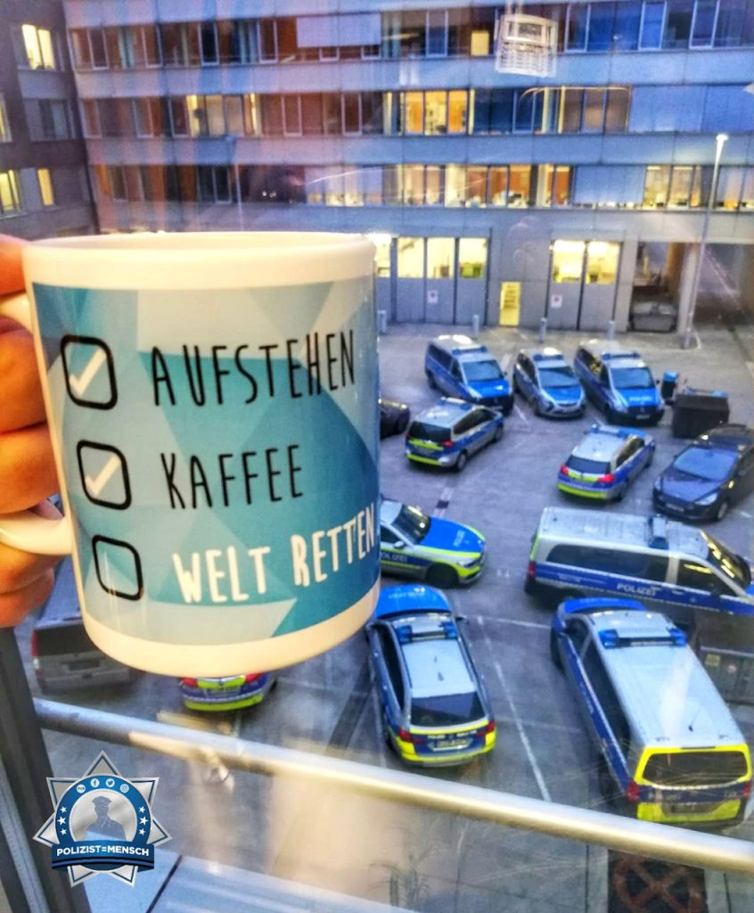 """""""Guten Morgen aus Frankfurt. Wie sieht euer Tagesplan aus? Liebe Grüße, Torsten"""""""