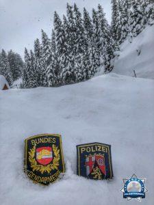 Grüße aus dem Skiurlaub in Österreich
