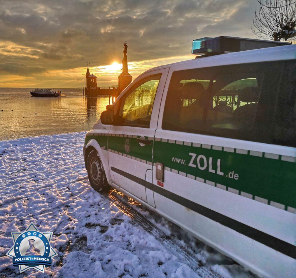 Frühschicht am Bodensee: Der Zoll zu Lande und zu Wasser