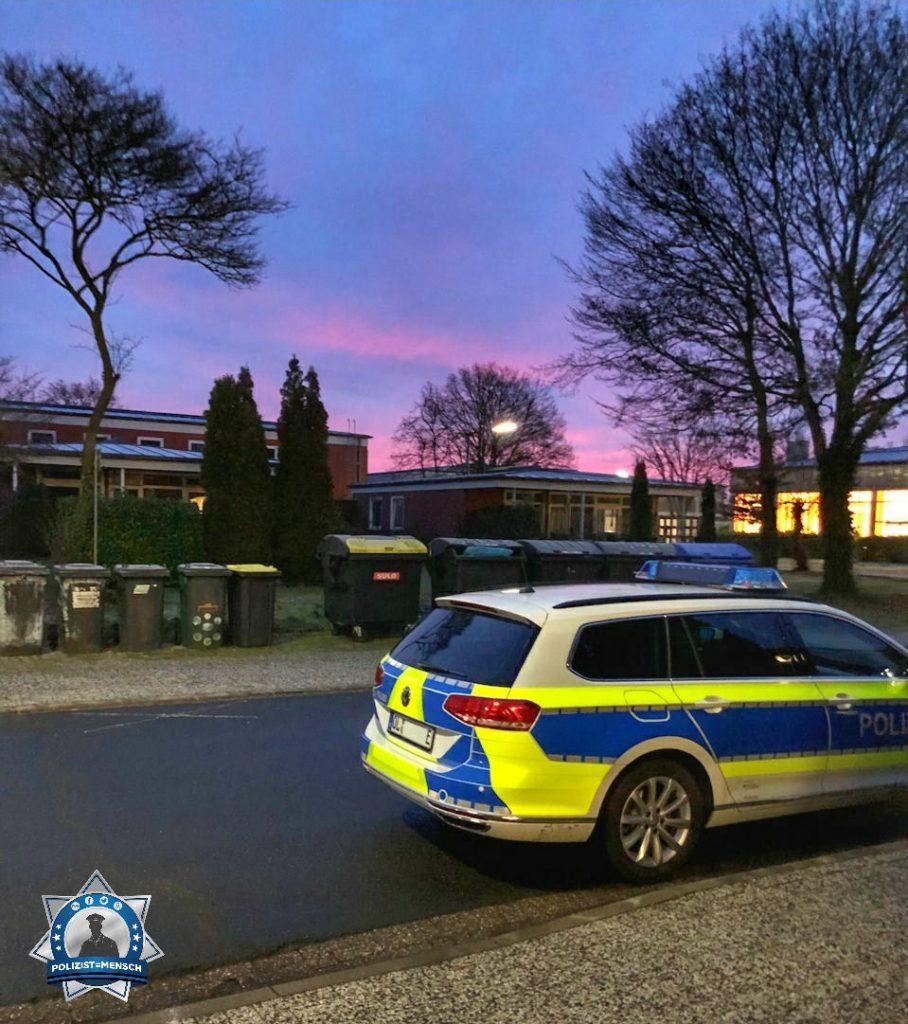 """""""Moin von der Polizeiakademie aus Oldenburg!"""""""