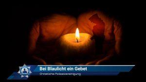 Christliche Polizeivereinigung: Bei Blaulicht ein Gebet