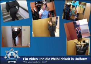 """Are you ready for this?"": Ein Video und die Weiblichkeit in Uniform"