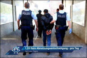 Zahl des Tages: 1,20 Euro Abnutzungsentschädigung - pro Tag