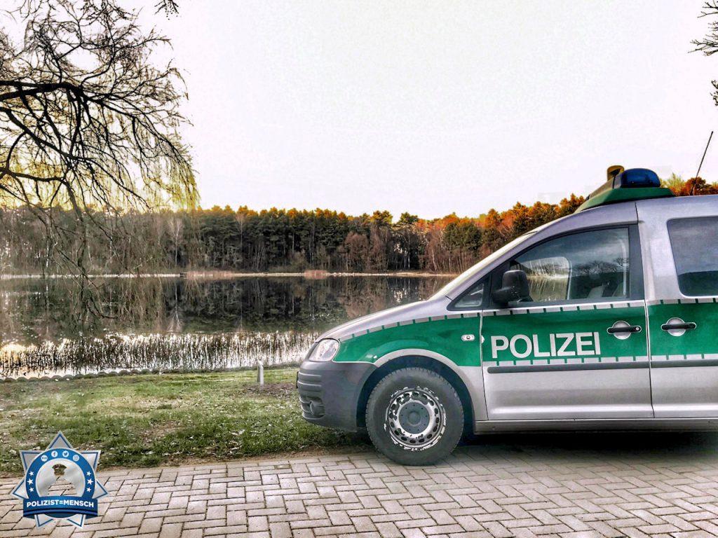 """""""Grüße von der Diensthundeschule Mecklenburg-Vorpommern. Ich glaube, es ist der letzte grün/silberne im Land 😉. Frank"""""""