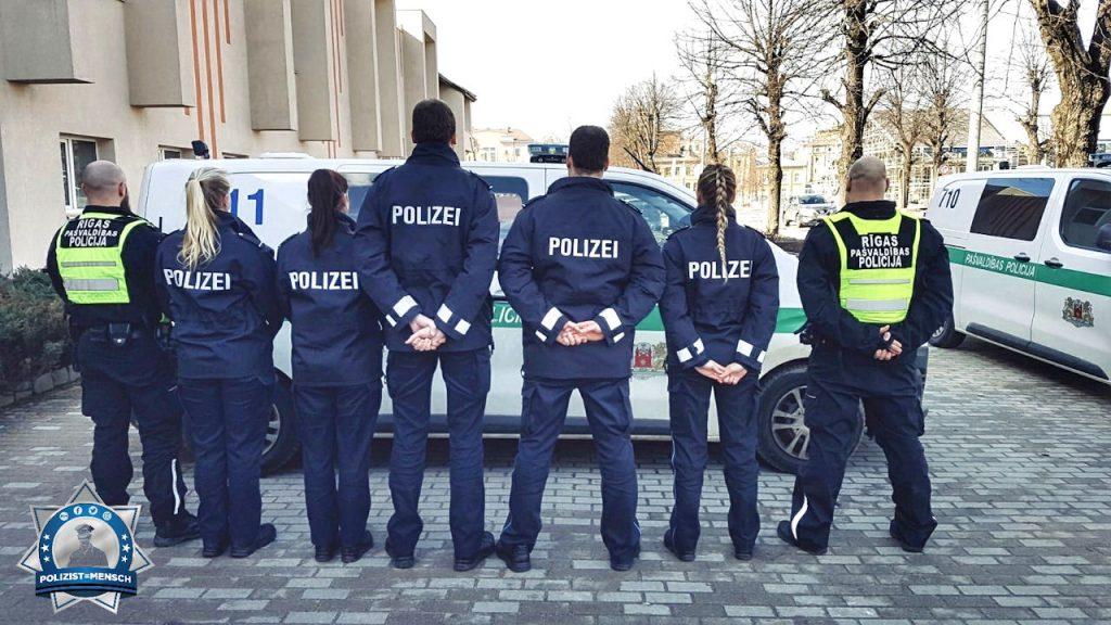 Deutsch-Lettische Grüße aus dem Auslandspraktikum