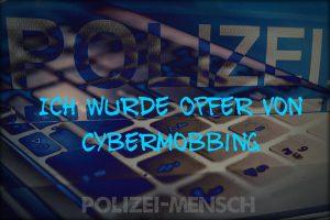 Leserbrief: Ich wurde Opfer von Cybermobbing