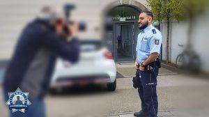 Freund und Tippgeber: Nach Knöllchen guten Frisörhinweis vom Polizisten erhalten