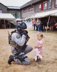 Vertrauen fängt schon bei den Kindern an