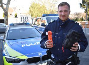 Polizisten retten mit Tourniquets zwei Menschenleben