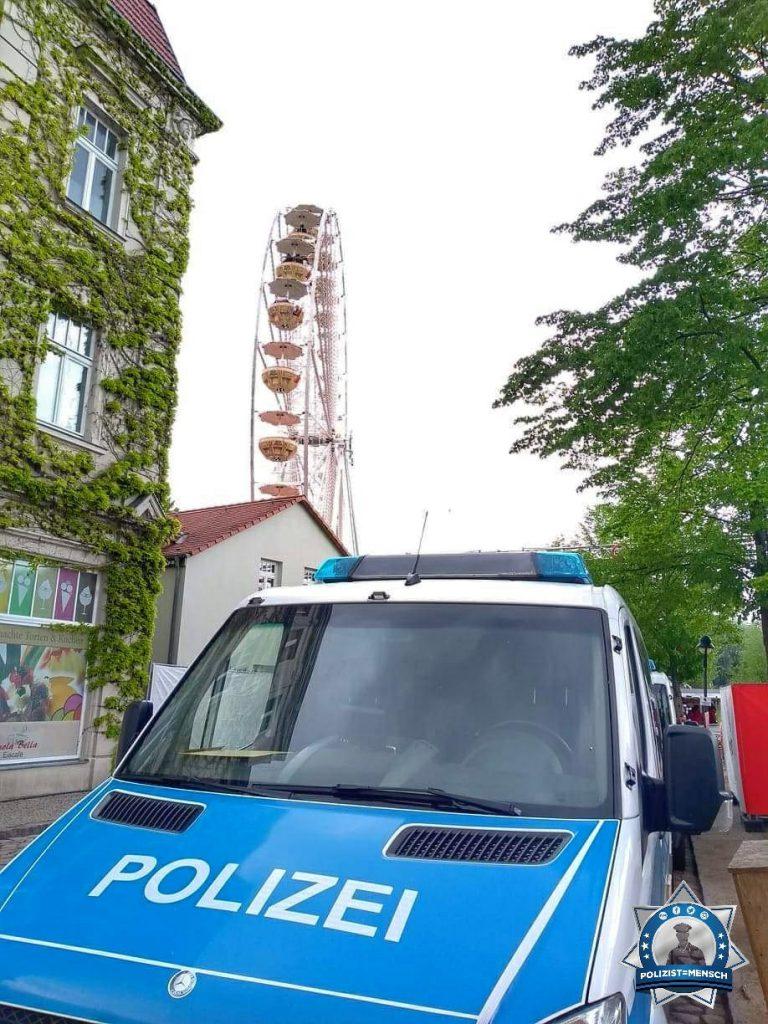 """""""Grüße vom 140. Baumblütenfest aus Werder an der Havel, Patrick"""""""