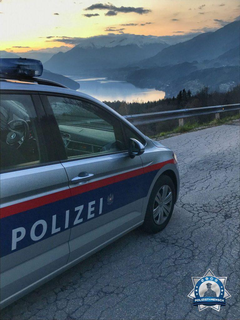 """""""Lieben Gruß aus der Nachtschicht in Kärnten."""""""