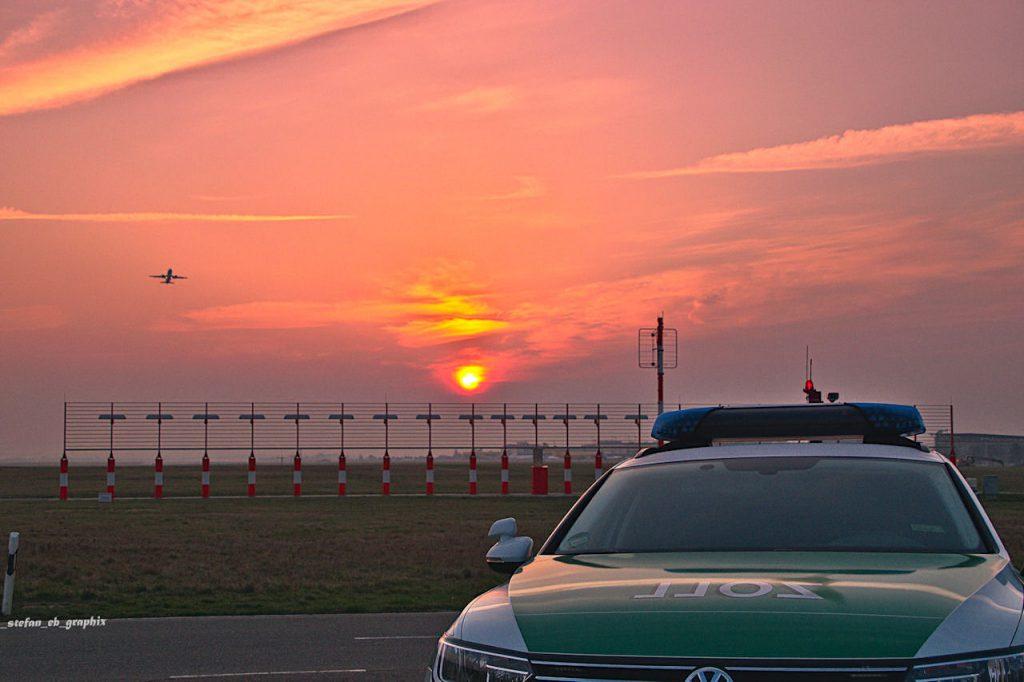 """""""Mal wieder einen Guten-Morgen-Gruß vom Flughafen Stuttgart! Stefan"""""""