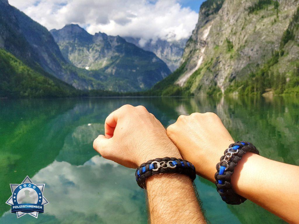 """""""Viele Grüße aus dem Urlaub an alle Kollegen vom wunderschönen Obersee (Königssee) im Berchtesgadener Land. Stay safe, Manu & Anna"""""""