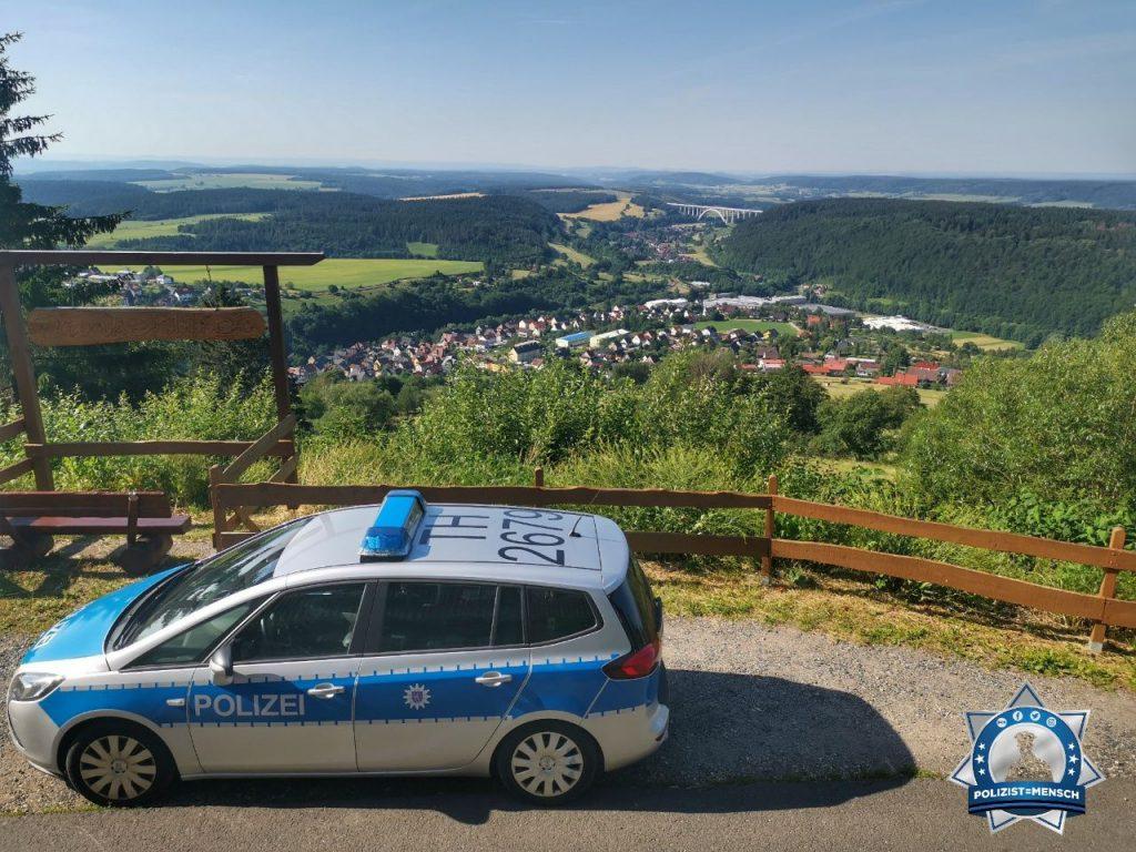"""""""Schöne Grüße aus dem Thüringer Wald vom Frankenblick von Tobi!"""""""