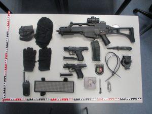 Falsche Polizisten: Sicherstellungen in Wermelskirchen, Festnahmen in Dortmund
