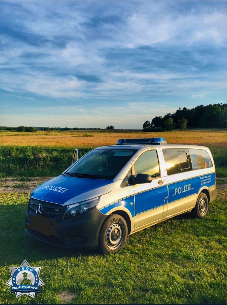"""""""Wir untersützen den Bäderdienst in Mecklenburg-Vorpommern. Gruß von Malte"""""""