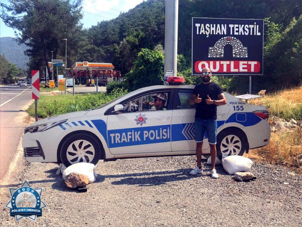 """""""Hallo Freunde! Ich bin ein Kollege aus Frankfurt und war im Urlaub in der Türkei. Meine Entdeckung wollte und konnte ich nicht für mich behalten. Grüße von Arif"""""""
