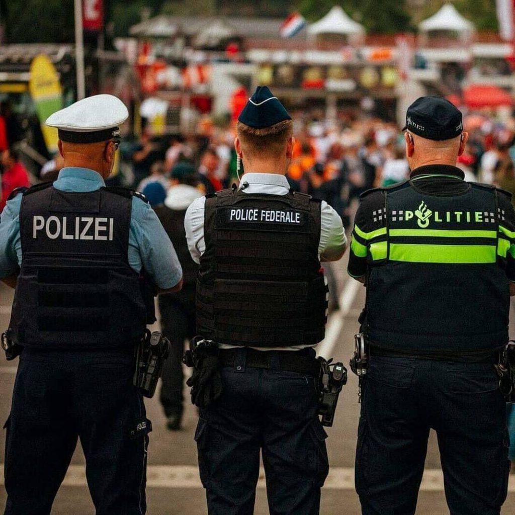 Auch über Ländergrenzen hinweg sind wir gemeinsam im Einsatz für eure Sicherheit