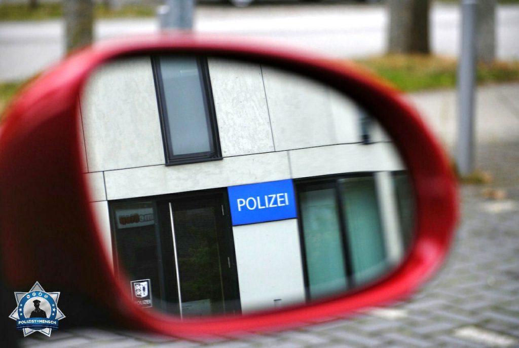 """""""Das ist die Wache in der Alexander-Flemingstr. in Lübeck. Tolle Polizisten/innen arbeiten dort. LG Martina"""""""