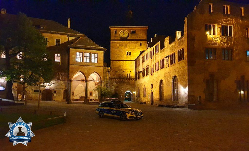 """""""Grüße vom Heidelberger Schloss aus dem Nachtdienst, Nico"""""""
