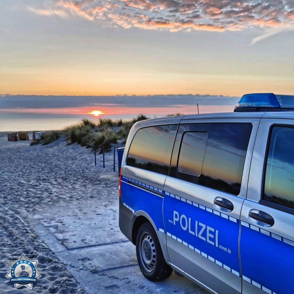 """""""Eine wunderschönen guten Morgen ☺️ Liebe Grüße und gute Nacht mit dem Sonnenaufgang nach der Nachtschicht an der Ostsee. Fabian"""""""