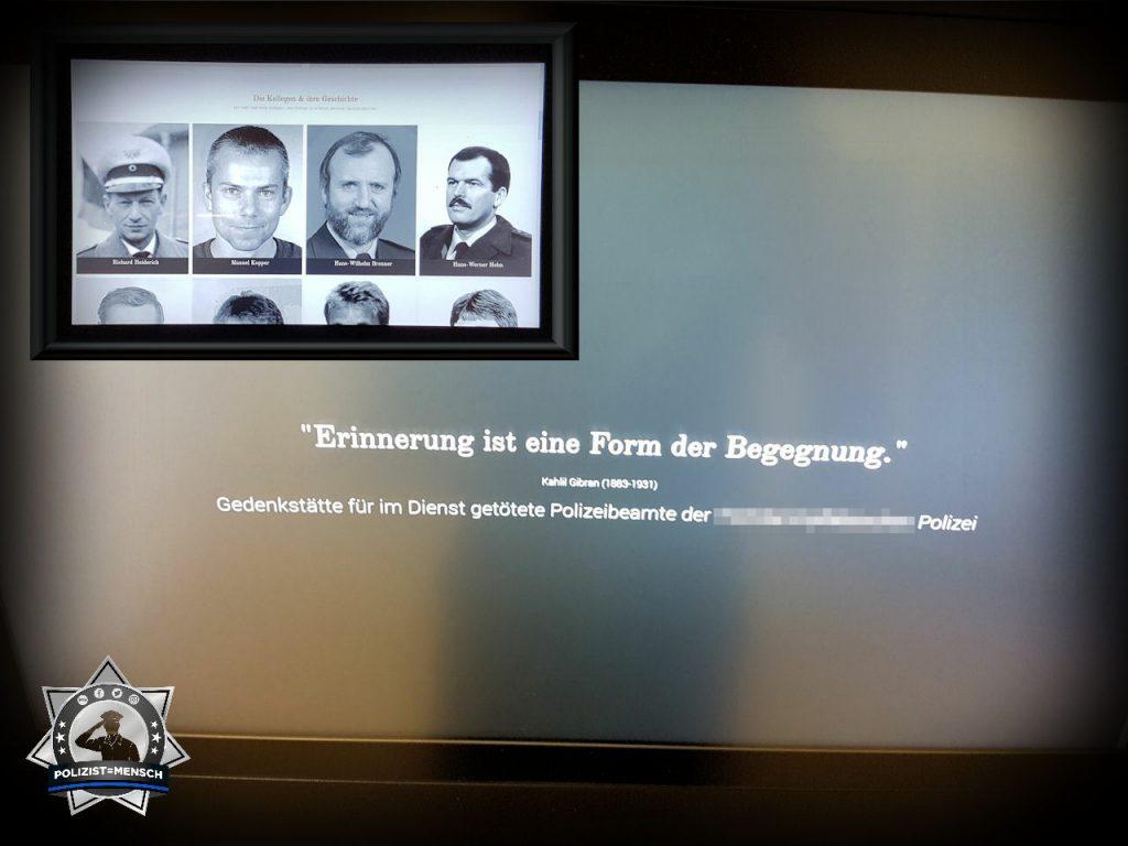 Volkstrauertag: Im Gedenken an die Verstorbenen (Kollegen)